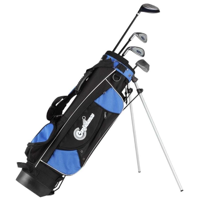 Confidence Golf Junior Tour Golf Club Set - Left Hand #