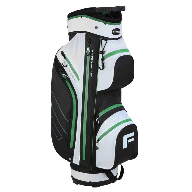 "Forgan GolfDry 9.5"" Waterproof Cart Bag #3"