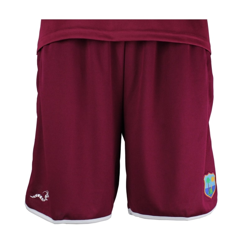 West Indies Replica Mens Training Shorts