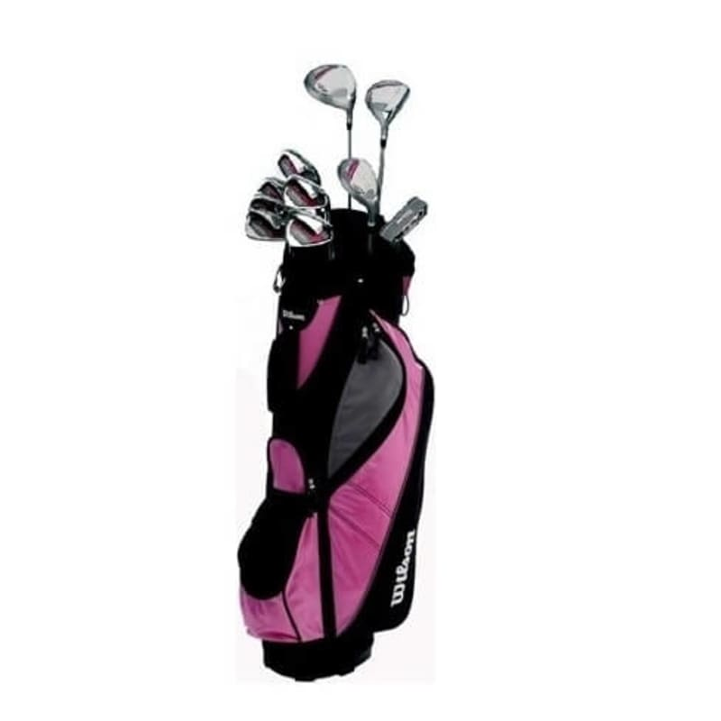 Wilson 1200GE Ladies Right Hand Golf Clubs Set