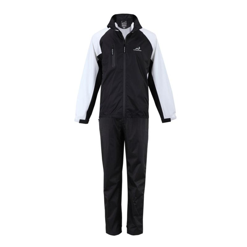 Woodworm Golf V2 Mens Waterproof Suit Black