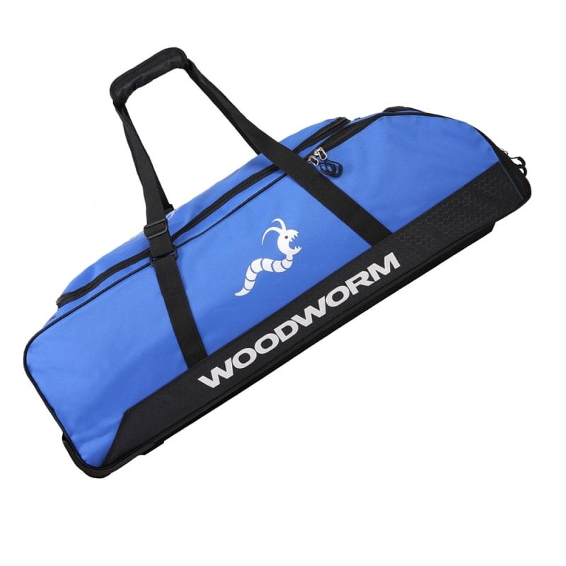 Woodworm Cricket Junior Elite Wheeled Cricket Bag (with Wheels)
