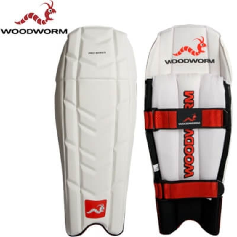 Woodworm Pro Series Wicket Keeping Pads