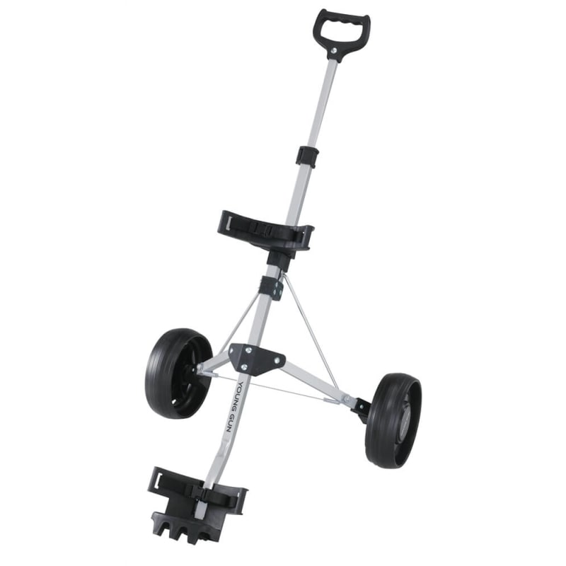Young Gun PRO Junior Trolley - Adjustable Height