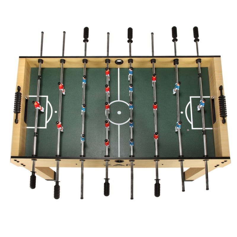 ZAAP 4 Foot Foosball Table Soccer Football Table #2