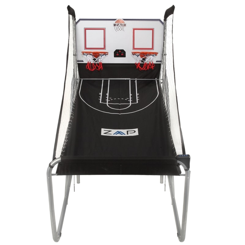 OPEN BOX ZAAP Basketball Dual Shot Electronic Arcade Game System #1