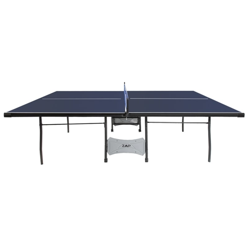 ZAAP Official Full Tournament Size Table Tennis Table with Net Set #
