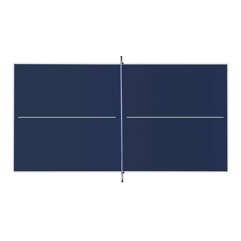 ZAAP Official Full Tournament Size Table Tennis Table with Net Set #1