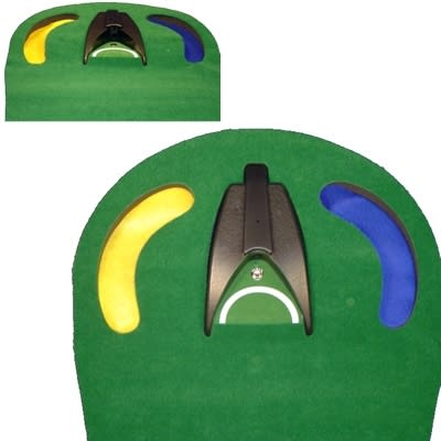 Forgan Electric Auto Ball Return Putting Mat