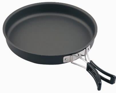 Camping UK Anodized Aluminium Frying Pan