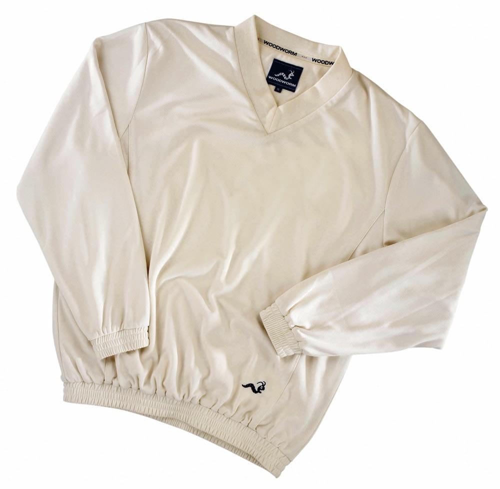 Jumper CA Cricket Sleeveless Junior Cricket Sweater