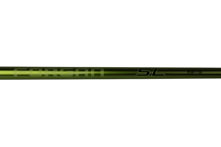 Forgan 58g Graphite Wood Shaft STIFF