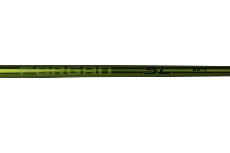 Forgan 58g GRAPHITE Iron Shaft XS