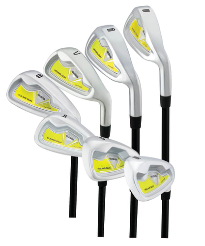 Young Gun SGS V3 Junior Golf Irons