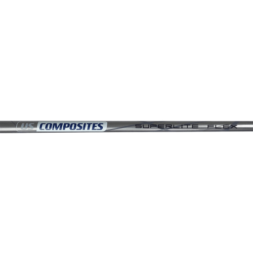 US COMPOSITES Lightweight 100% Pure Graphite Shaft for Fairway Woods - Senior Flex