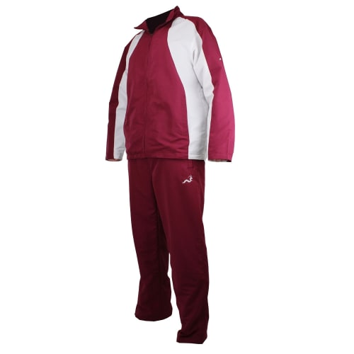 Woodworm Pro Series Tracksuit Maroon