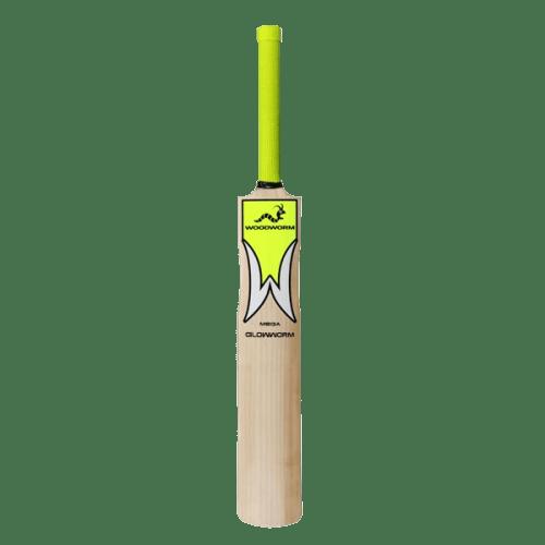 Woodworm Glowworm Mega Junior Cricket Bat