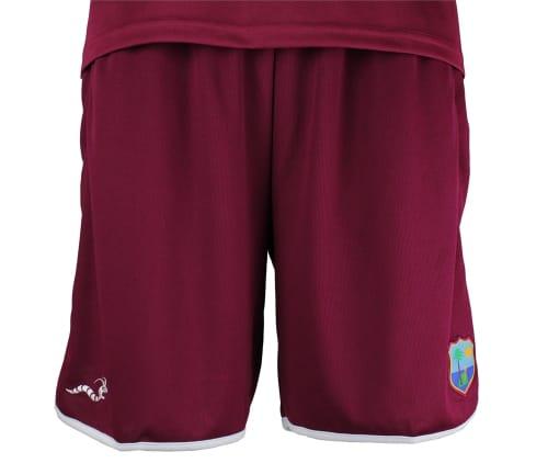 West Indies Replica Mens Training Shorts