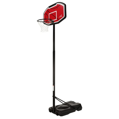 Woodworm TX200 Premium Outdoor Adult Full Size Basketball Hoop System and Stand