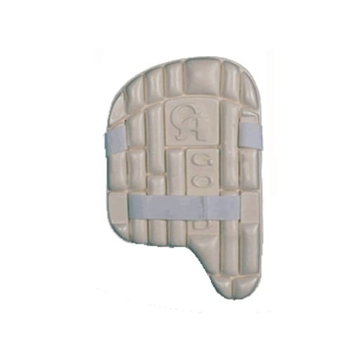 CA Cricket Mens Thigh Pad Gold