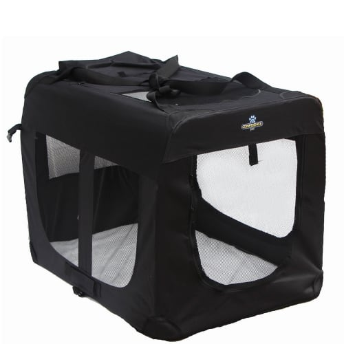 Confidence Pet Portable Folding Soft Dog Crate - XL