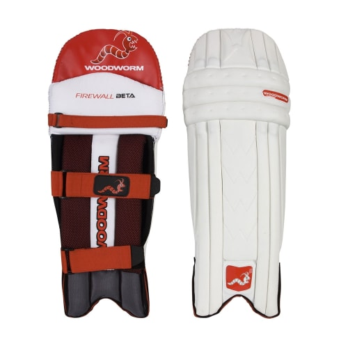 Woodworm Firewall Mens Batting Pads Beta