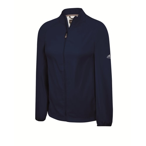 Adidas Ladies ClimaProof Wind / Warm Full Zip Jacket