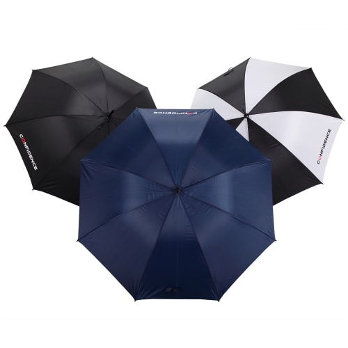 "Confidence 54"" Golf Umbrellas 3 Pack"