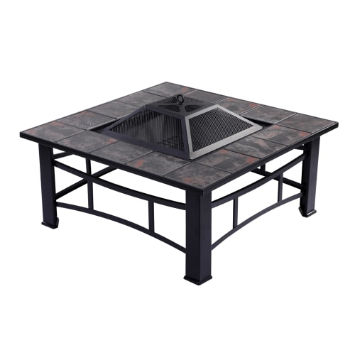 Palm Springs Outdoor Deluxe Fire Pit