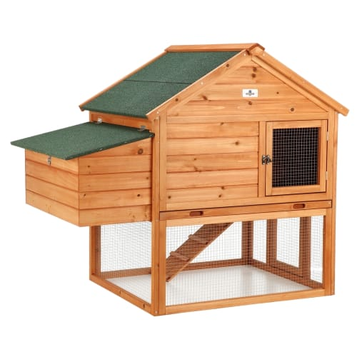 OPEN BOX Confidence Pet 2-Story Chicken Coop / Hen House