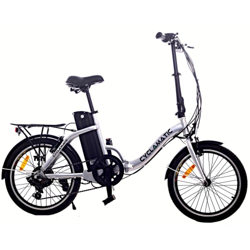 Cyclamatic CX2 Folding Electric Bike