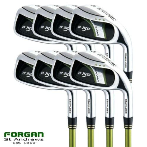 Forgan of St Andrews F150 Golf Iron Set 4-SW MLH