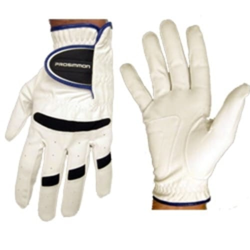 Prosimmon Mens All-Weather Golf Gloves White Left Hand
