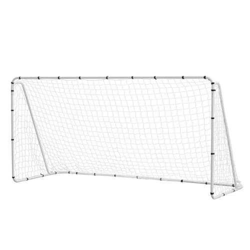 Woodworm 12' x 6' Portable Steel Soccer Goal