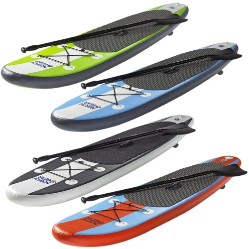 OPEN BOX North Gear 11FT Inflatable SUP Stand up Paddle Board