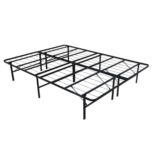Homegear Platform Metal Bed Frame - Queen