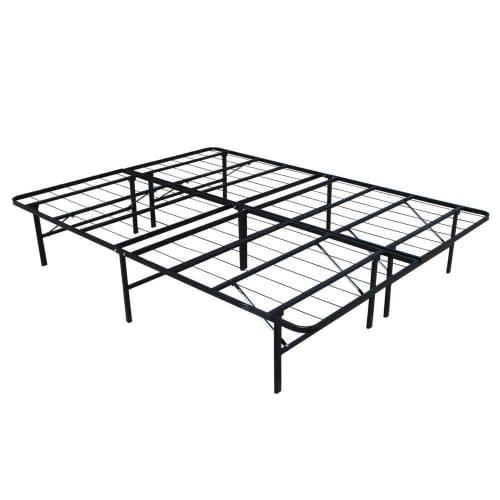 OPEN BOX Homegear Platform Metal Bed Frame - Queen