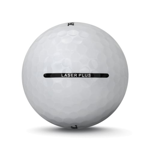 72 Ram Laser Plus Golf Balls - White