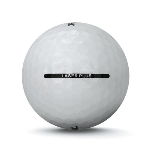 72 RAM Golf Laser Spin Golf Balls - White