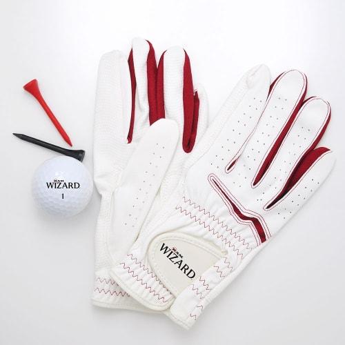 2 x Ram Wizard Mens Left Hand Golf Glove, Small