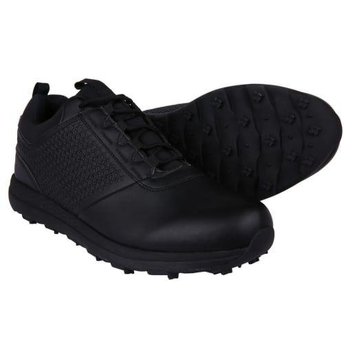 Ram Golf Accubar Mens Golf Shoes, Black