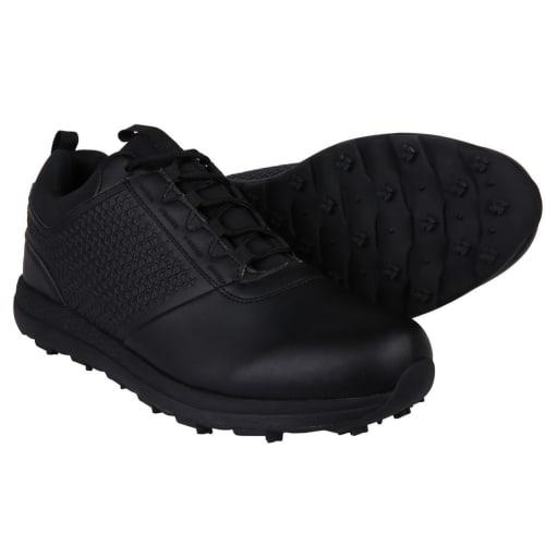 Ram Golf Accubar Mens Golf Shoes, Black