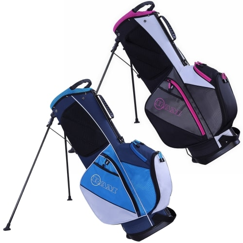 Ram Golf Lightweight Dual Strap Ladies Stand/Carry Bag