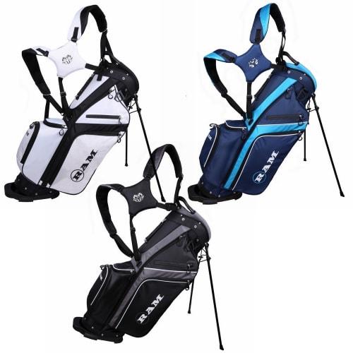 Ram Golf Response Stand Bag, 14 Way Divider