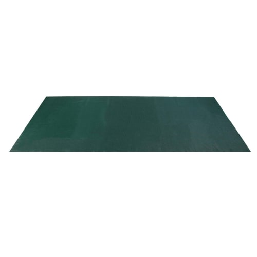 OPEN BOX Palm Springs Outdoor 10 x 30ft Party Tent / Gazebo Flooring Rubber Mesh Mat Rug for Non-Slip Grass/Turf Protection