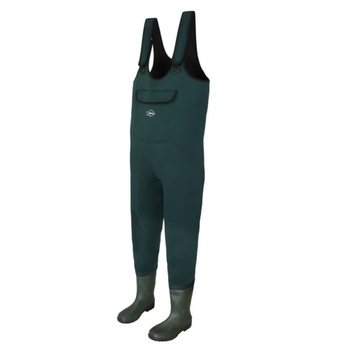 Ultra Fishing Waterproof Neoprene Chest Waders with Boots