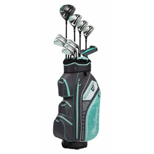 MacGregor Golf DCT3000 Premium Ladies Golf Clubs Set, All Graphite, Right Hand