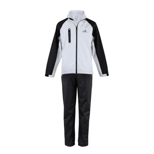 Woodworm Golf V2 Mens Waterproof Suit White