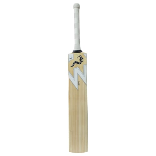 Woodworm Cricket Wand Flame Junior Cricket Bat, Size 3