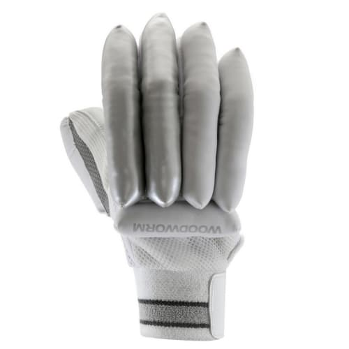 Woodworm Cricket Wand Flame Mens Right Hand Batting Gloves